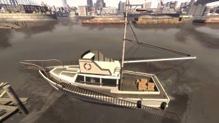 GTA 4 Story #20 - Trộm xe cảnh sát và chôm xe tải chở thuốc | ND Gaming