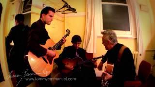 Seven Come Eleven | Tommy Emmanuel, Frank Vignola, Vinny Raniolo