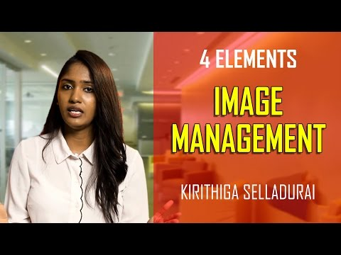 Image Management tips to make you stand out in a crowd - Kirithiga Selladurai
