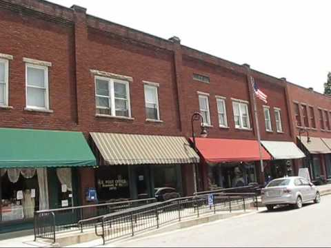 Bramwell, WV - Business District