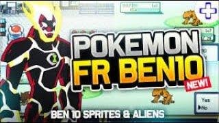 Descarga Pokemon Fire Red 10 Hack Rom de Ben 10 en pokemon
