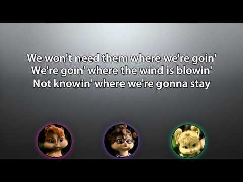 The Chipmunks & The Chipettes - Holiday (with lyrics)