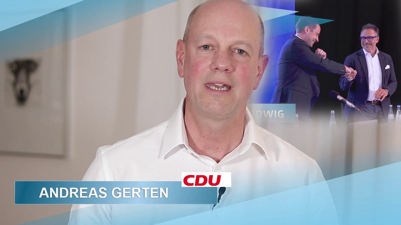 Videoblog Michael Ludwig - Support Andreas Gerten