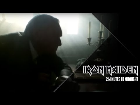 Клип Iron Maiden - 2 Minutes to Midnight