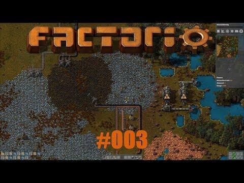 FACTORIO #003 ⚙ KUPFERPLATTEN und OFFSHORE PUMPEN