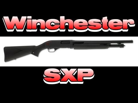 Winchester SXP - The Good & the Bad