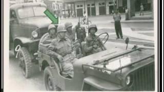 Elmito Rivadeneira sus fotos de Militar