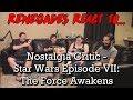 Renegades React to... Nostalgia Critic - Star Wars Episode VII: The Force Awakens