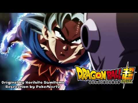 Dragonball Super - Clash of Gods (HQ Recreation)