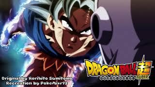 Dragonball Super - Clash of Gods (HQ Recreation)