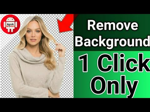 Remove Background In Just One Click Using Android Phone | Using Pixel Lab[Apna Android]