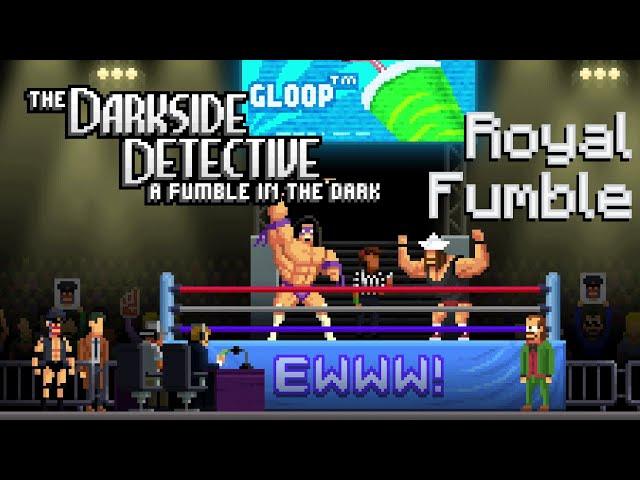 Ep 10 - Royal Fumble (The Darkside Detective 2 gameplay)