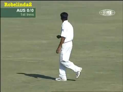 Download RARE GOLD! Young Lasith Malinga on test debut- UNRECOGNIZABLE !!!! Amazing footage