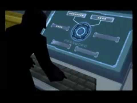 Xemnas Talking To Aqua's Armor
