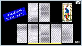 Comment bien interpréter un tirage de tarot :  présence du Pendu, par Vincent Beckers