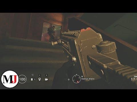 Clutching Ranked w/Recruit - Rainbow Six Siege