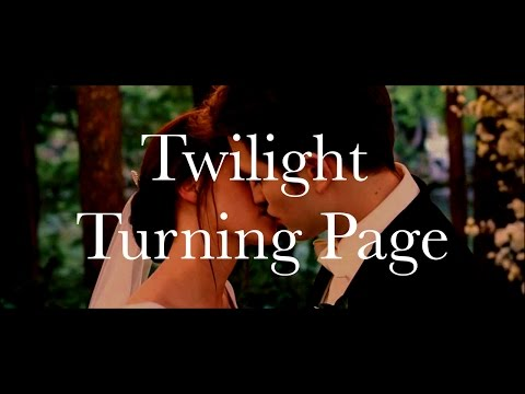 Twilight - Turning Page (Violin & Piano Cover)