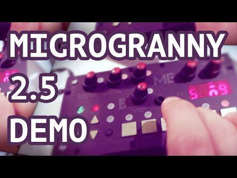 MicroGranny 2.5 Demo #TTNM