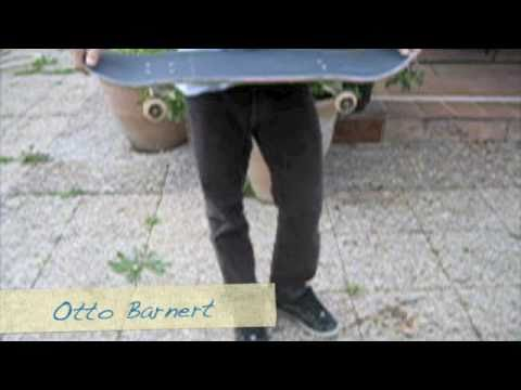 Teo & Otto SK8 Video for YouTube