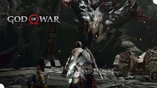 GOD OF WAR #20 - O Maior dos Adversários! (PS4 Pro Gameplay em Português PT BR)