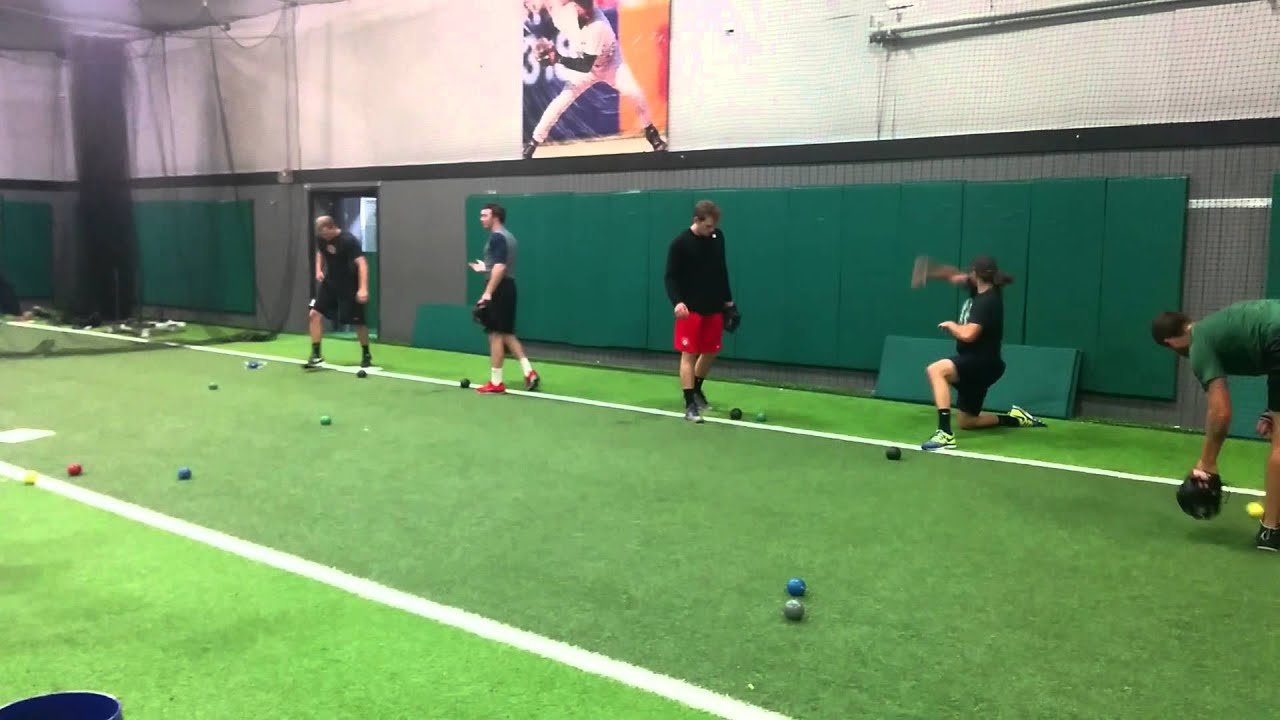 College And Pro Pitchers Weighted Ball Training Driveline Baseball