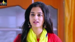 Lovers Movie Comedy | Sumanth Ashwin and Nanditha in College | Latest Telugu Comedy Scenes