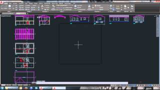 How To Draw A House In Autocad - Video 1 - Getting Started