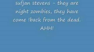 Play They Are Night Zombies!! They Are Neighbors!! They Have Come Back From the Dead!! Ahhhh!