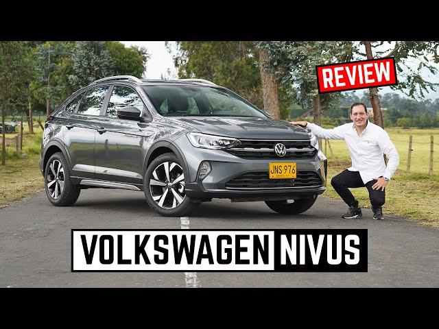 Volkswagen Nivus 🔥 Una camioneta coupé única 🔥 Prueba - Reseña