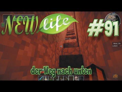 der Weg nach unten in Minecraft New Life #91