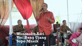 Download Endos Lagu Wonosobo Asri  Bang Ujang, SOPO MUSIK