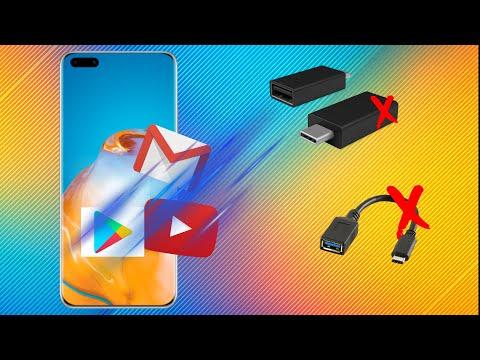 P40 PRO - Anleitung um Google Dienste zu Installieren + Vollständiges Backup (Ohne OTG,USB-C Adapterиз YouTube · Длительность: 19 мин26 с
