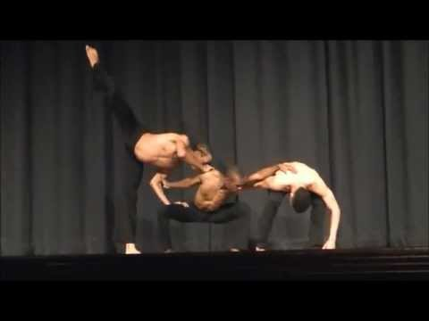 American Dance Studios of Edison NJ performing to