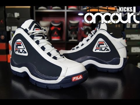 23718c609c74 FILA 96  Tradition Pack  All-Star Game - YouTube