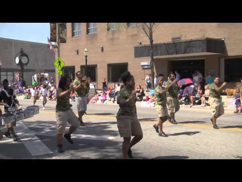 68th Annual La Grange Pet Parade 5-31-14