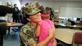 🔴 Soldiers Coming Home | Most Emotional Compilations #34