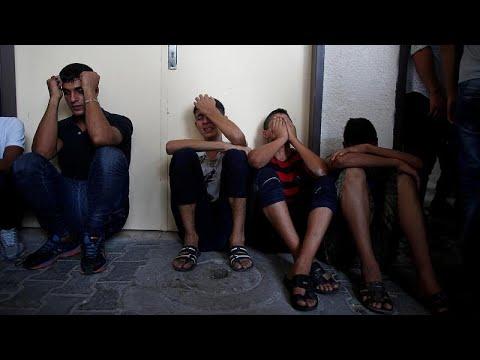 Novo confronto entre israelitas e palestinianos