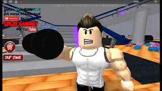 ROBLOX- Become Fit Obby! - Obby Creators! - Gameplay nr.0737+