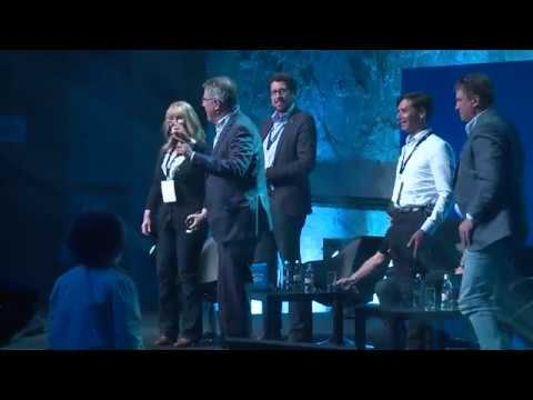 The Breakthroughs, Challenges and Opportunities in Healthcare @Latitude59 2017