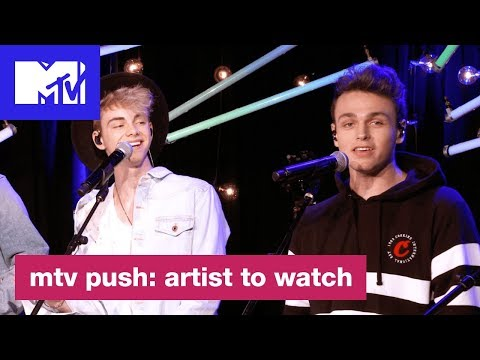 Behind-the-Lyrics of 'These Girls' by Why Don't We | MTV Push: Artist to Watch