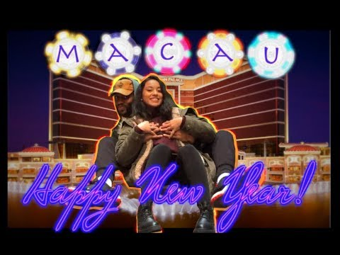 Macau Gambling Capital of the World | New Year's Trip | CHINA VLOG 6