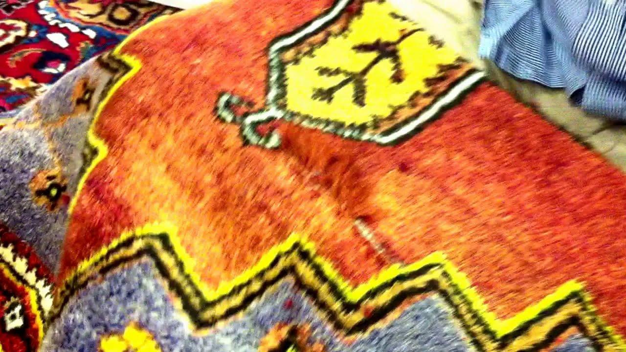 lavaggio e restauro tappeti persiani e orientali verona - youtube