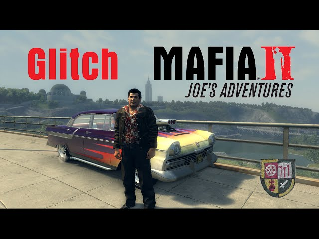 Mafia 2: How to glitch in Joes Adventures