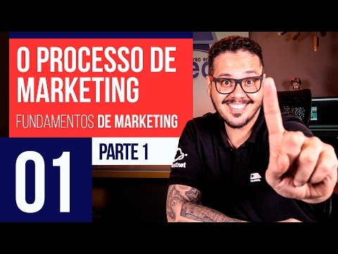 O Processo de Marketing - Marketing Digital #01