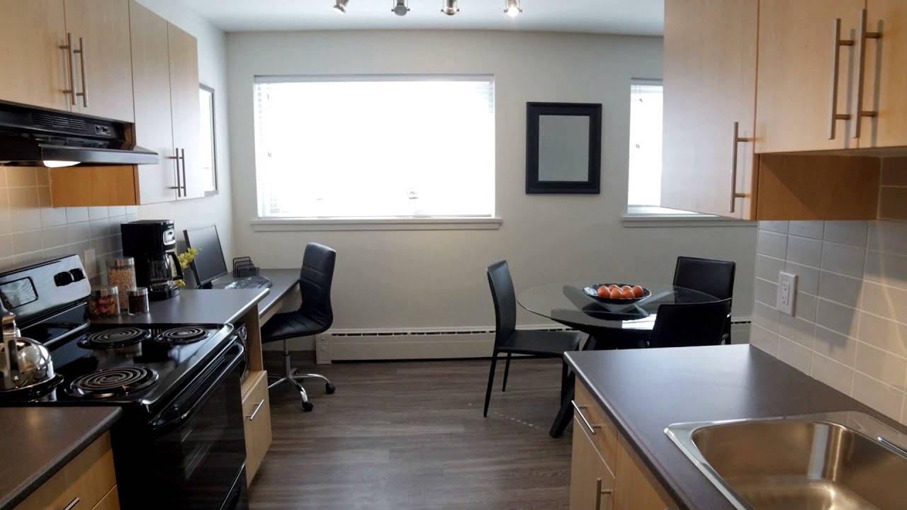 Apartments for Rent Winnipeg - Oakton Manor - YouTube