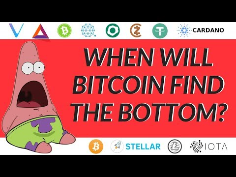 When Will The Bitcoin Price Bottom Out? | BTC Chart Explained