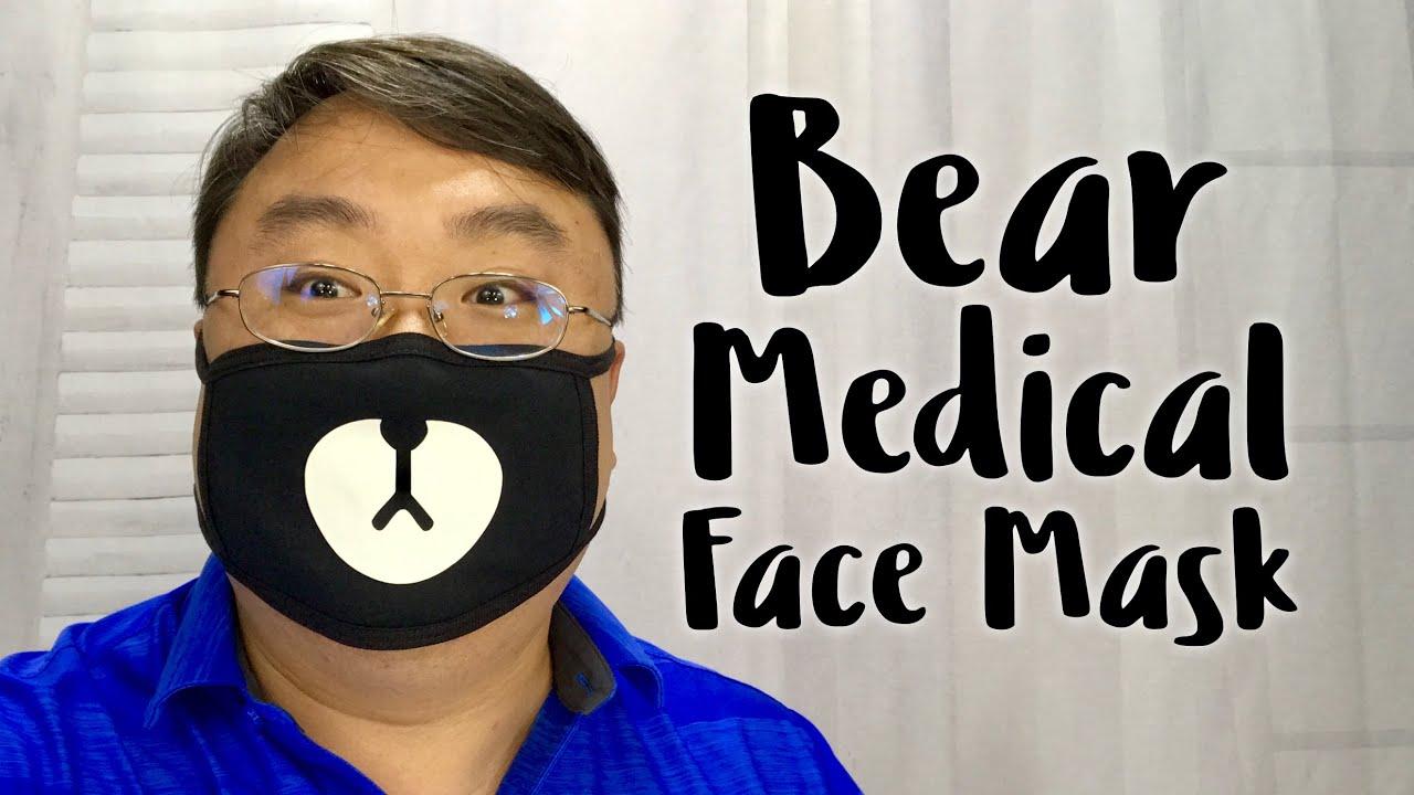 cotton respirator mask