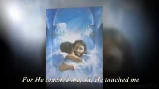 Elvis Presley - He Touched Me  ( take 2 ) with lyrics