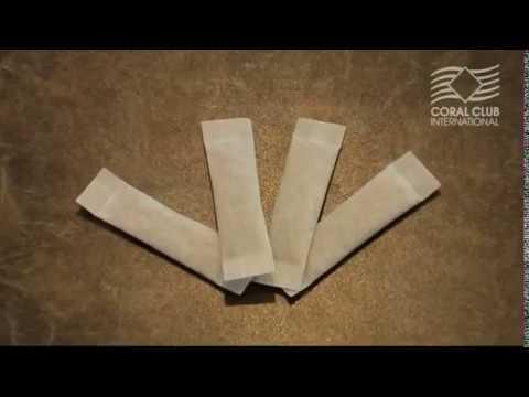 una soluzione innovativa basata sulla capacit/à di guarigione naturale della pelle La Decollette Blanche Naturel Il reggiseno originale anti-rughe Bianco