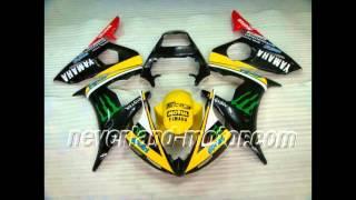 Yamaha YZF-R6 Fairing